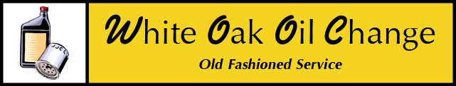 White Oak Oil Change